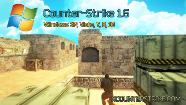 counter strike 1.6 для windows xp,vista,7,8,10